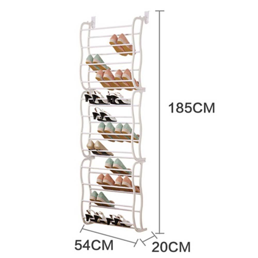Backdoor Space Saving Shoe Rack Metal Shoe Rack Shoe Cabinet Singapore