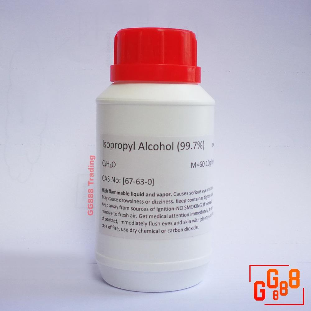 Isopropyl Alcohol 99.7% 200ml (pc & Electronic Parts Cleaner) By Gg888.