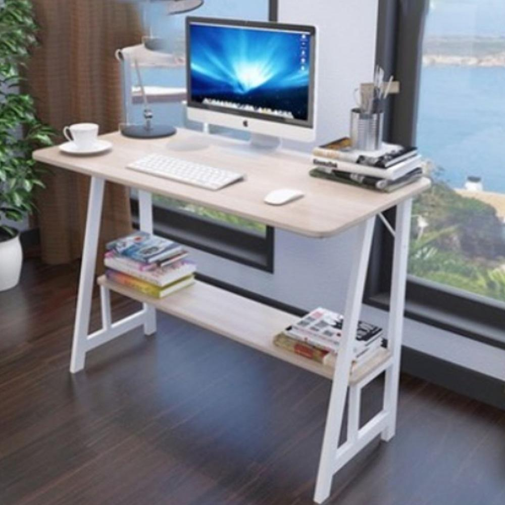 Buy Yvette Y Shape Computer Table 100 X 50 Cm With Assembly Computer Table Singapore