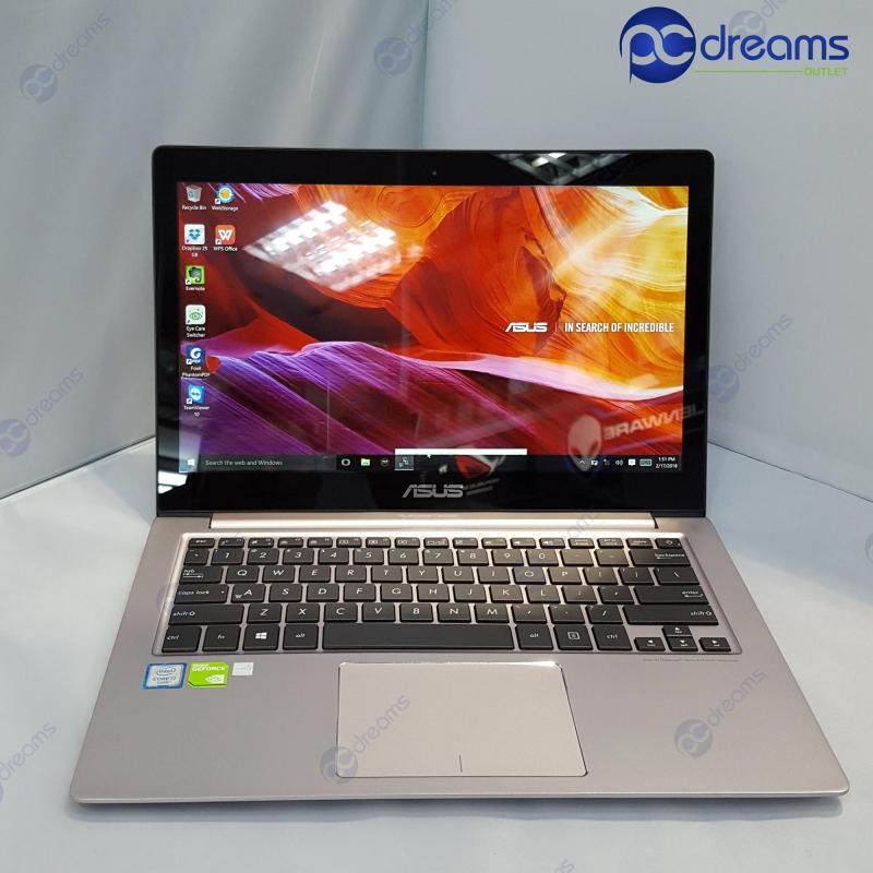 BEST LOBANG! ASUS ZENBOOK UX303LN-DQ238H i7-4510U/8GB/500B HDD [Premium Refreshed]