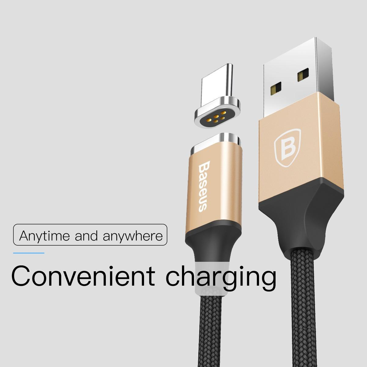 Baseus Insnap Series Magnetic Cable For Type C Baseus Discount