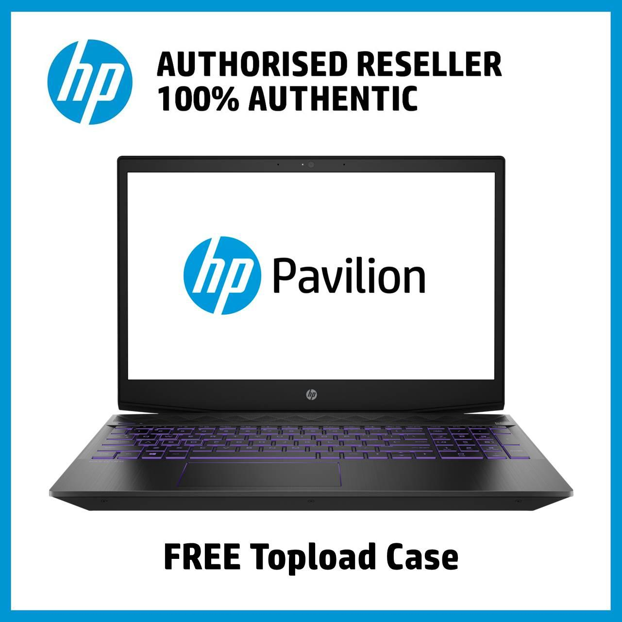 HP Gaming Pavilion - 15-cx0115tx (4PC28PA)