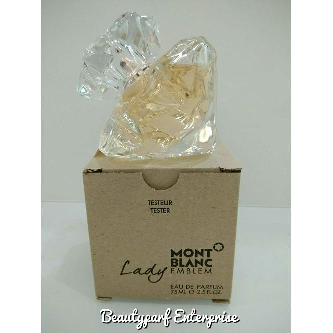 Mont Blanc Emblem Lady Edp 75Ml Tester Pack Sale
