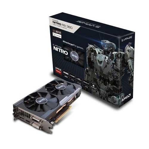 Sapphire Nitro Radeon R9 380 4GB DDR5 11242-13-41G