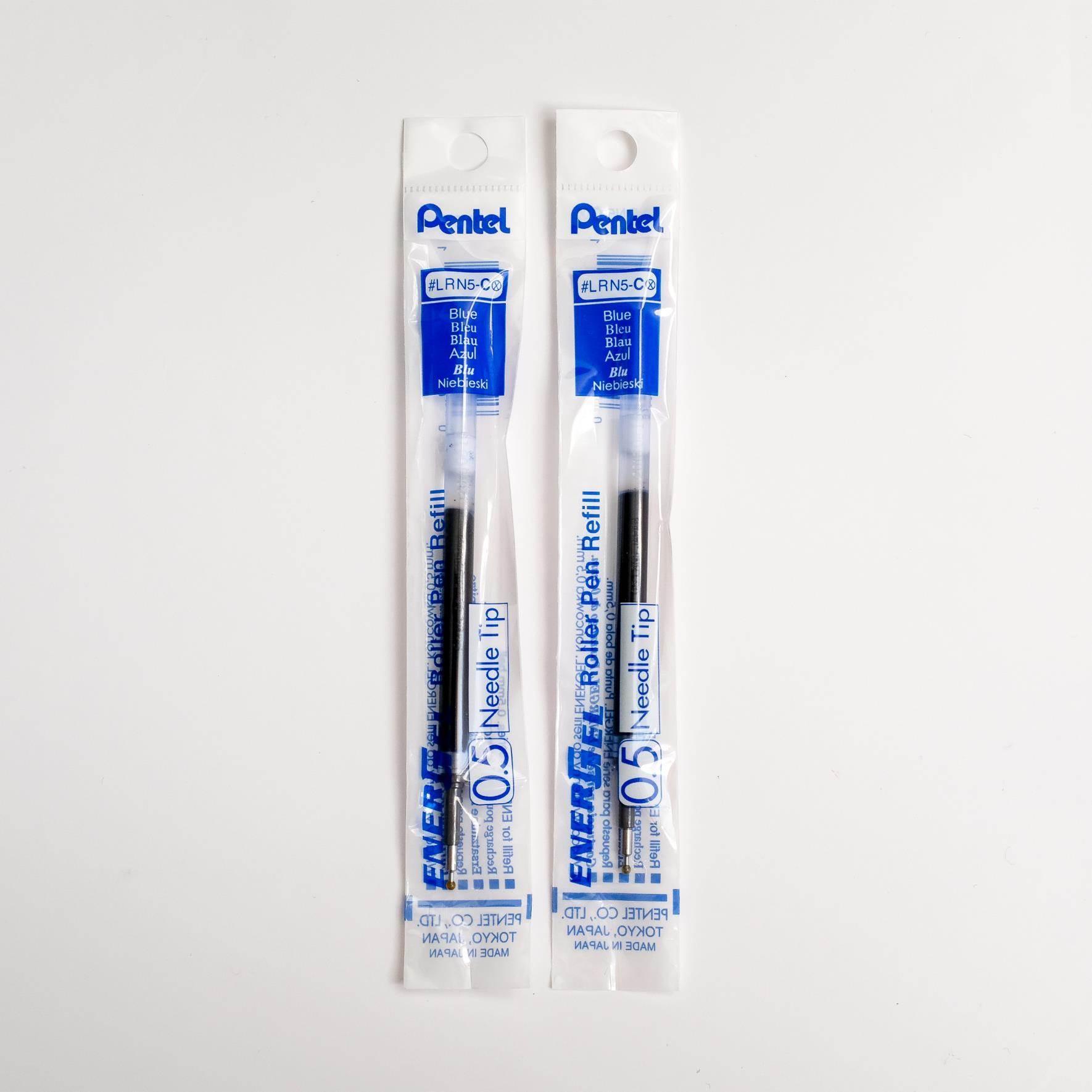 Pentel Energel 0.5 Mm Ink Refill (lrn5) By Pentel Singapore.