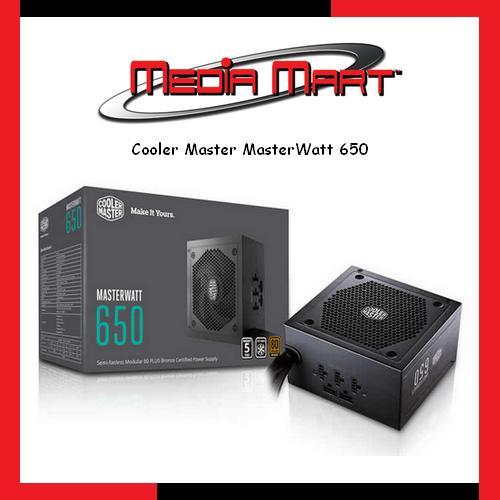 Sale Cooler Master Masterwatt 650 Online On Singapore