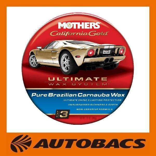 Low Cost Mothers Ultimate Wax System Step 3 Carnauba Wax