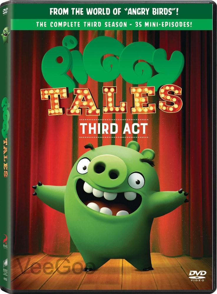 PIGGY TALES THIRD ACT DVD (PG/C3) N.A
