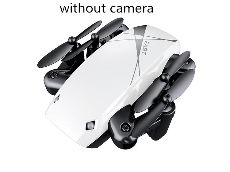S9 Mini Folding Uav 4-Axis Aircraft Remote Control Drone Toy Teenager Christmas Gift By Saideng.
