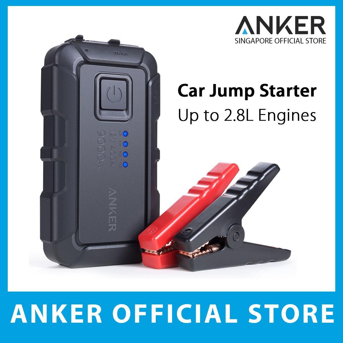 Anker PowerCore Car Jump Starter Mini 9000mah 400A