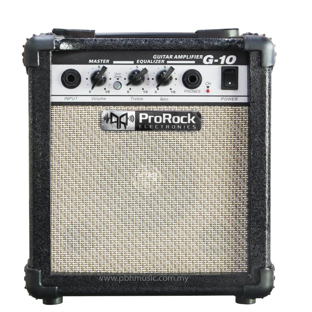 Amps Buy At Best Price In Singapore Apmilifier Mini Guitar Bass Amplifier Circuit And Explanation Prorock 10 Watt Electric With Equalizer Overdrive Effect Black