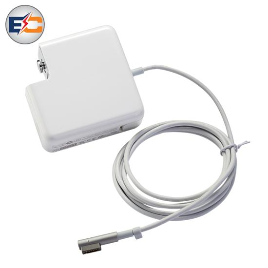 60w 16.5v 3.65a (L tip) Magsafe 1 Replacement Charger for Apple Macbook A1278, A1181, A1184, A1344, A1330