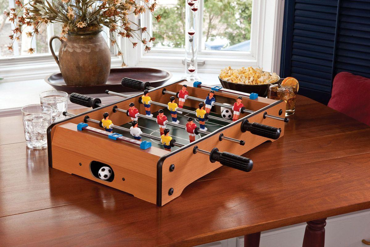 Tabletop Foosball Console / Football / Tabletop Soccer