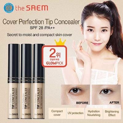 (the Saem) Cover Perfection Tip Concealor Spf 28 Pa ++ Brightener - Cocomo By Cocomo.