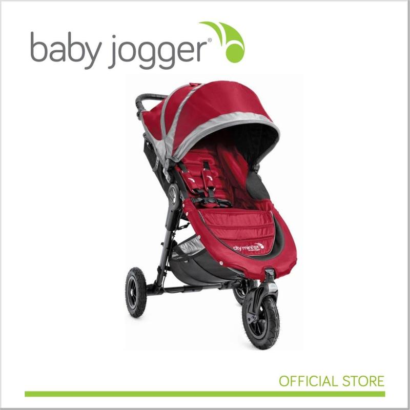 Baby Jogger City Mini GT Single Collection CRIMSON Singapore