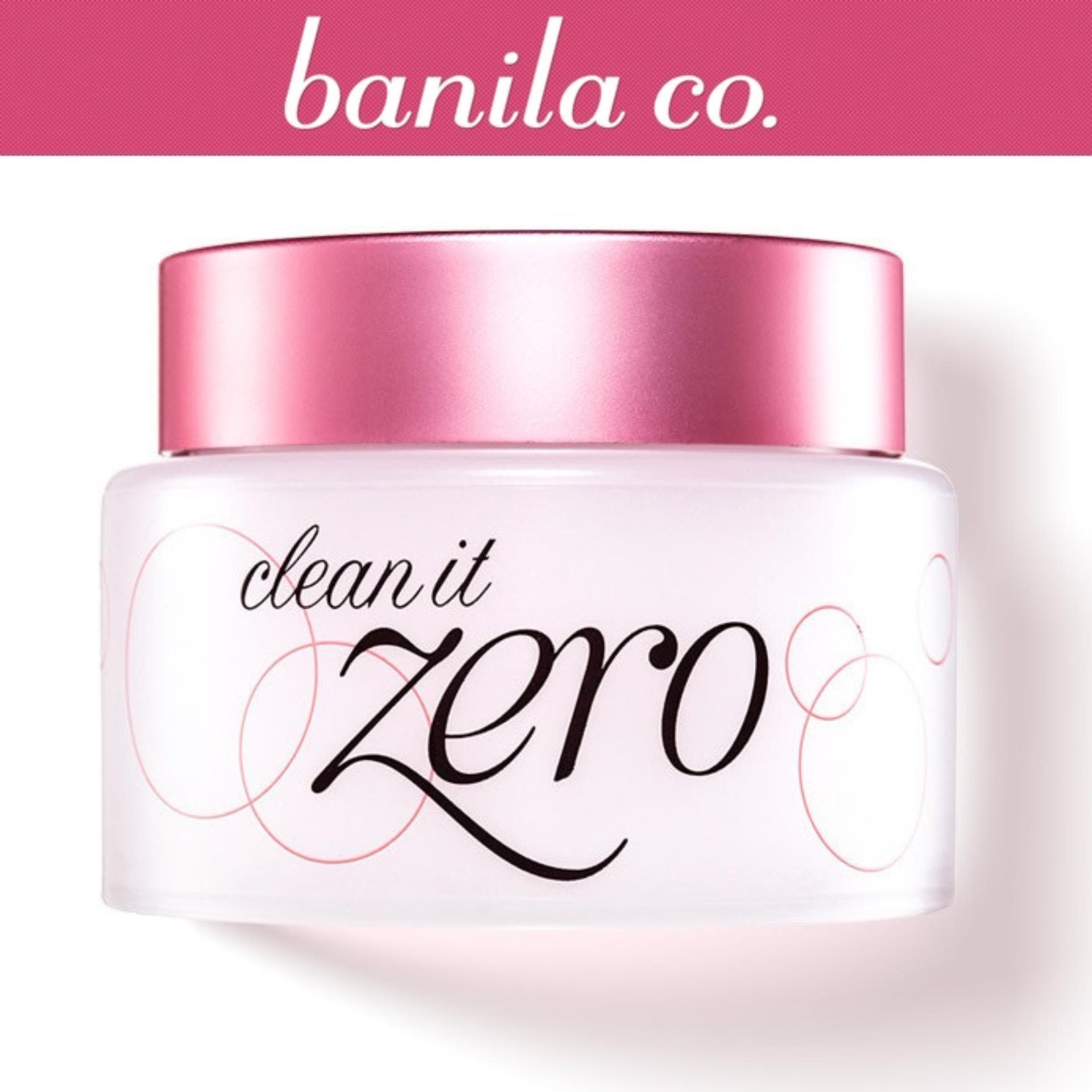 Price Banila Co Clean It Zero 100Ml Banila Co Hong Kong Sar China