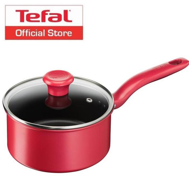 Tefal Pure Chef Plus Saucepan 18cm w/Lid C64223 Singapore