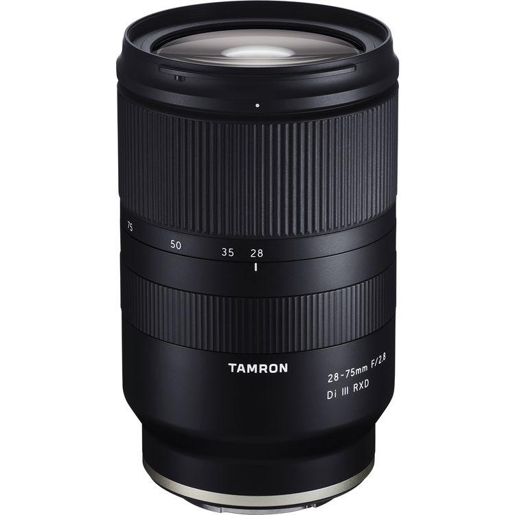 Tamron 28-75mm f/2.8 Di III RXD Lens for Sony E A7III /