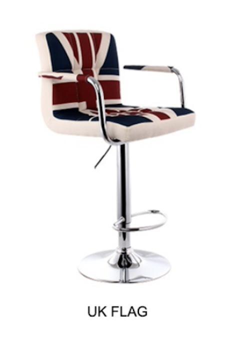 JIJI (Free Installation) (Isora Bar Stool 60-80cm)  ((Bar Stools)/ Bar Chairs / Bar Stools / high chair /Designer dining Chair /Bar high chair/ Furniture Chair  Free 12 Months Warranty (SG)