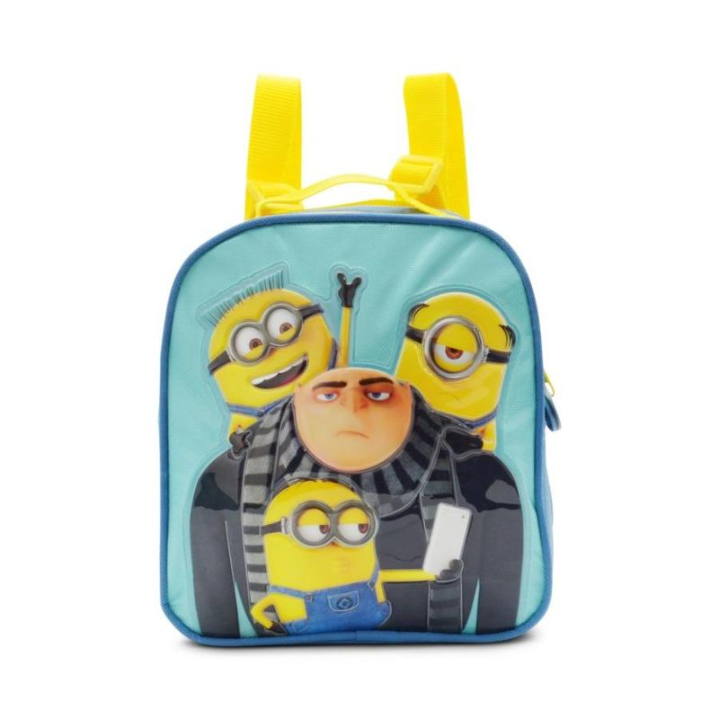 Kidztime x Despicable Me Minions 10 Sling Backpack