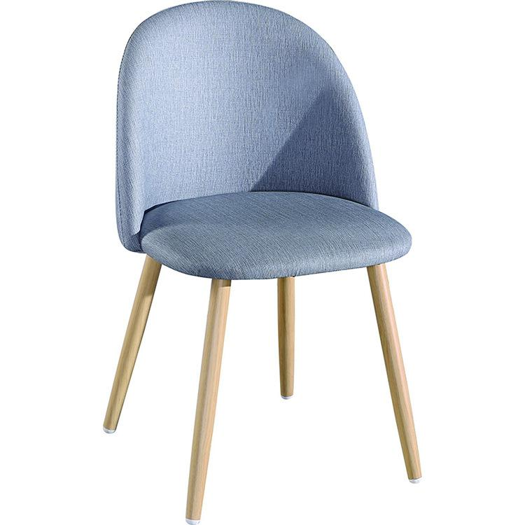JIJI Thomson Fabric Dining Chair (Free Installation + 12 Months Warranty) - Dining Furniture / Chairs / Kitchen (SG)