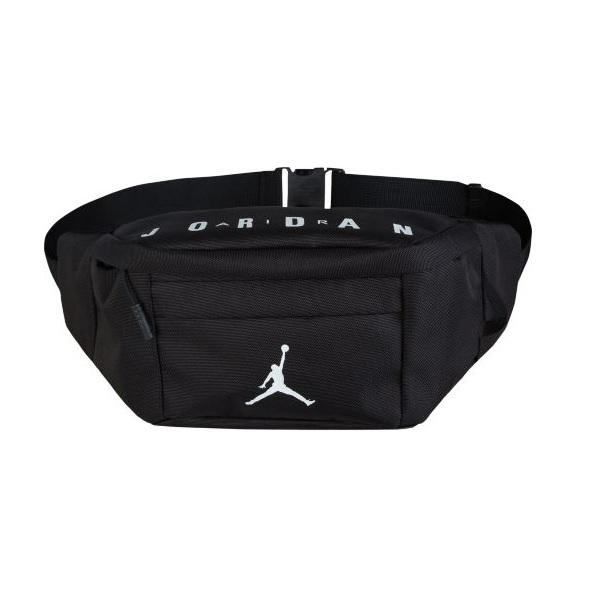 Jordan Jumpman Crossbody Bag (Black)