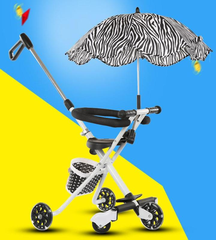 JIJI BELSO Lightweight Foldable Stroller (Free Installation) - Foldable Strollers / Baby Gear / Light weight (SG) Singapore