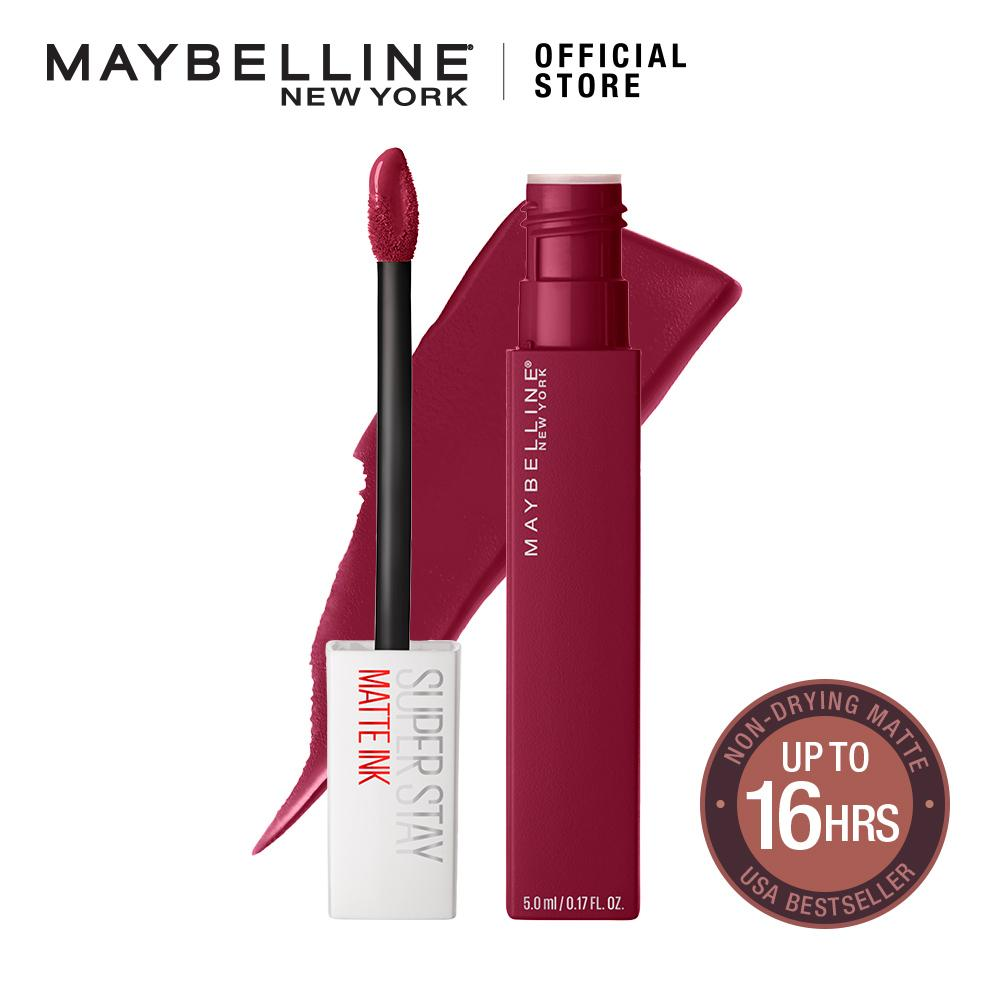 Maybelline Superstay Matte Ink Lipstick City Edition By Maybelline.