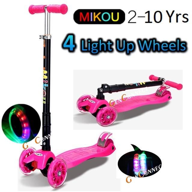 Kick Scooter for kids(Black)