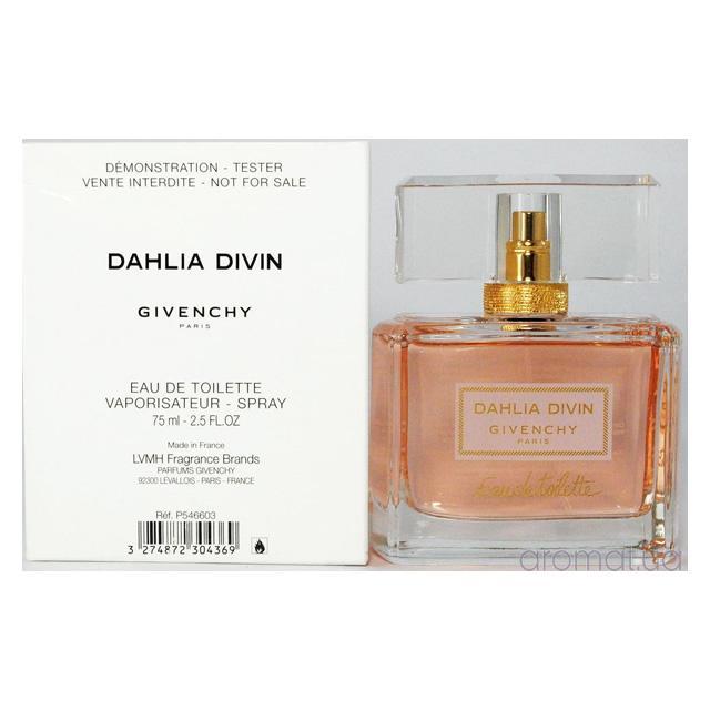 d51139df8c Givenchy Dahlia Divin EDT for Women (75ml Tester) Eau de Toilette Spray