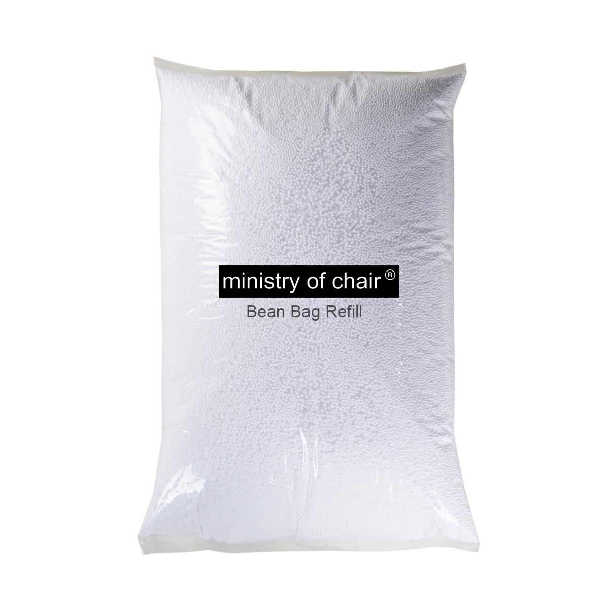 Ministry Of Chair Bean Bag Refill 70l Extra Large Bag By Nsgi Furniture Group Pte. Ltd..