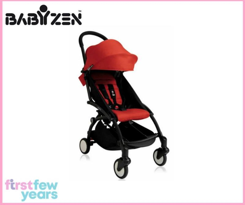 Babyzen Yoyo+ 6+ Stroller (Black Frame) - Choose your Color Singapore