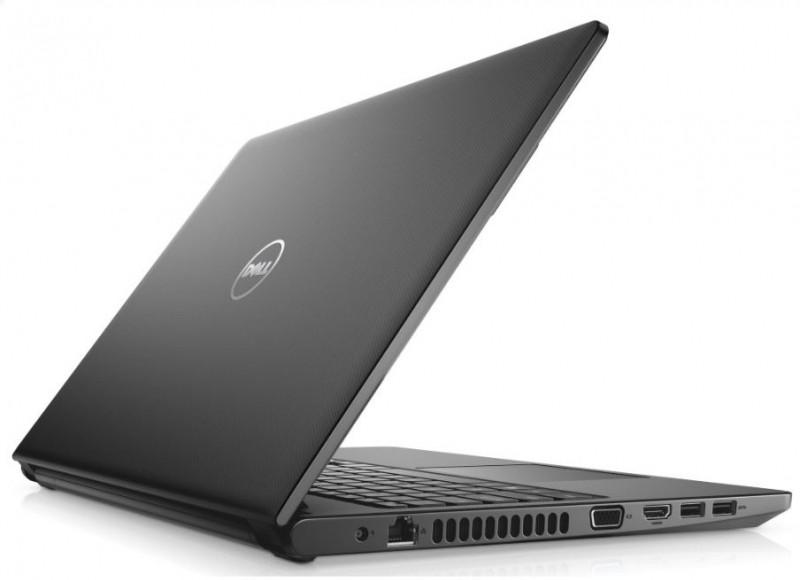Vostro 15 Inch 3000 (3578) Business Laptop i5-8250U Processor (6MB Cache, up to 3.4 GHz)4GB, DDR4, 1TB AMD Radeon(TM) 520 Graphics with 2GB gDDR5Tray load DVD Drive 15.6-inch FHD (1920 x 1080) Anti-Glare LED-Backlit Display Black Windows 10 Pro 64 bi