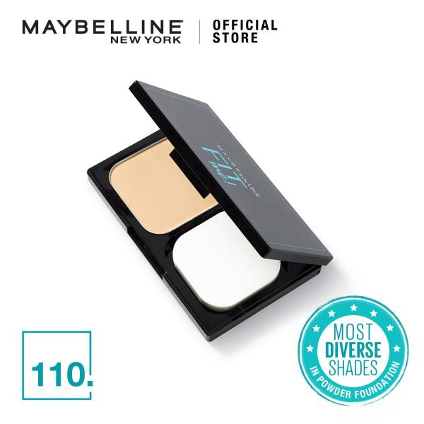 Buy Maybelline FIT ME Skin-Fit Powder Foundation Singapore