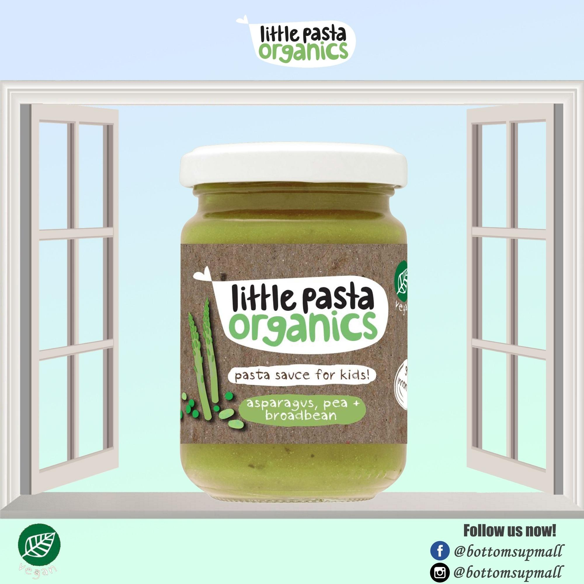 Expiry 15 11 2019 4 X Asparagus Broadbean Pea Pasta Sauce 130G From 9Mths Old For Sale