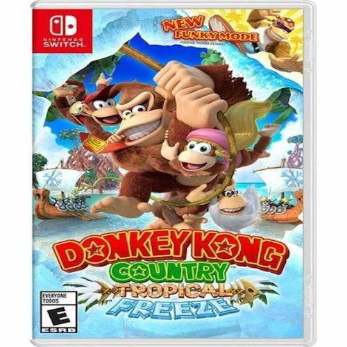 Buy New Release Nintendo Switch Donkey Kong Country Tropical Freeze Nintendo Switch Online