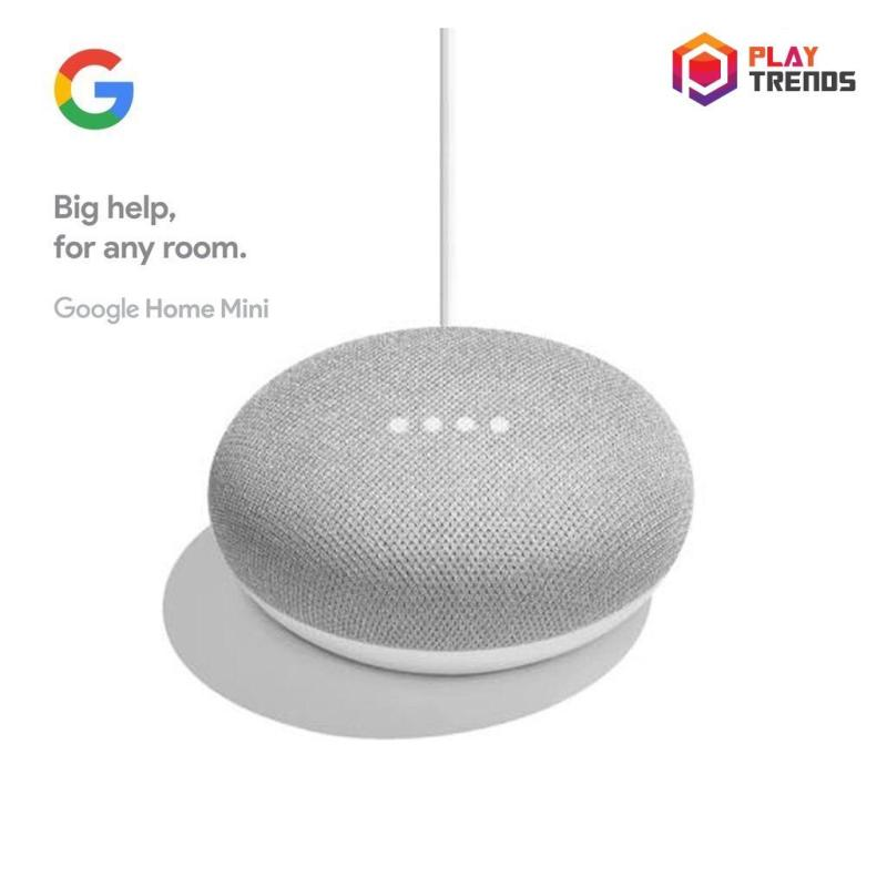 Google Home Mini - Charcoal Black/Chalk White/Coral Red - CNY Promotion! Singapore