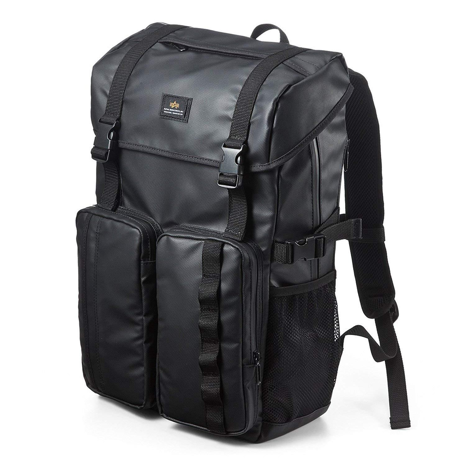 26eb965f89f Alpha Industries Japanese Quality Waterproof Backpack Large Capacity BP  009, comes with free gift