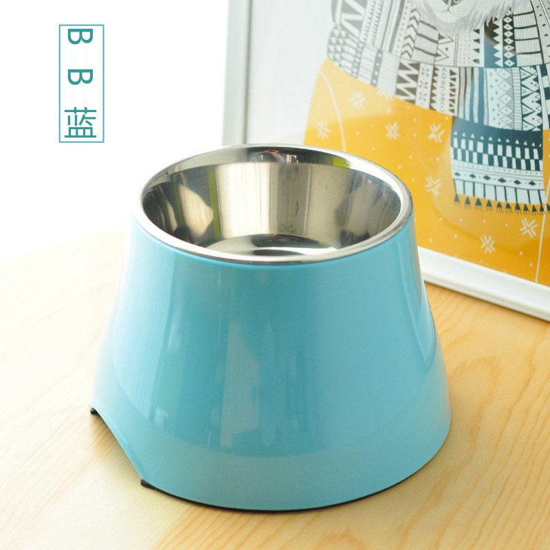 Dog Gao Jiao Wan Tidy Cats Bull Catmi Rice Basin The Food Bowl Water Bowl Small Medium-Sized Dog Elevated Bowl Gato Negro Wan Rice Table By Taobao Collection.