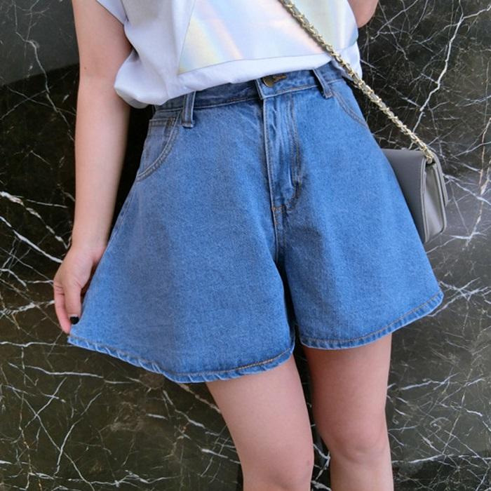 Sol Home ® - Denim Shorts - Rda04 - Casual Denim Bottoms - New Arrivals By Shoponlinelah By Sol Home.