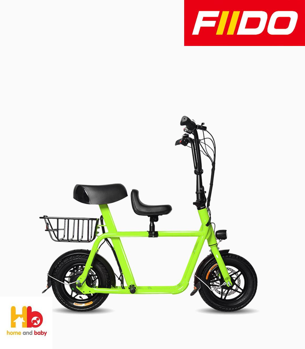 Fiido Seated Electric Scooter By Home And Baby.