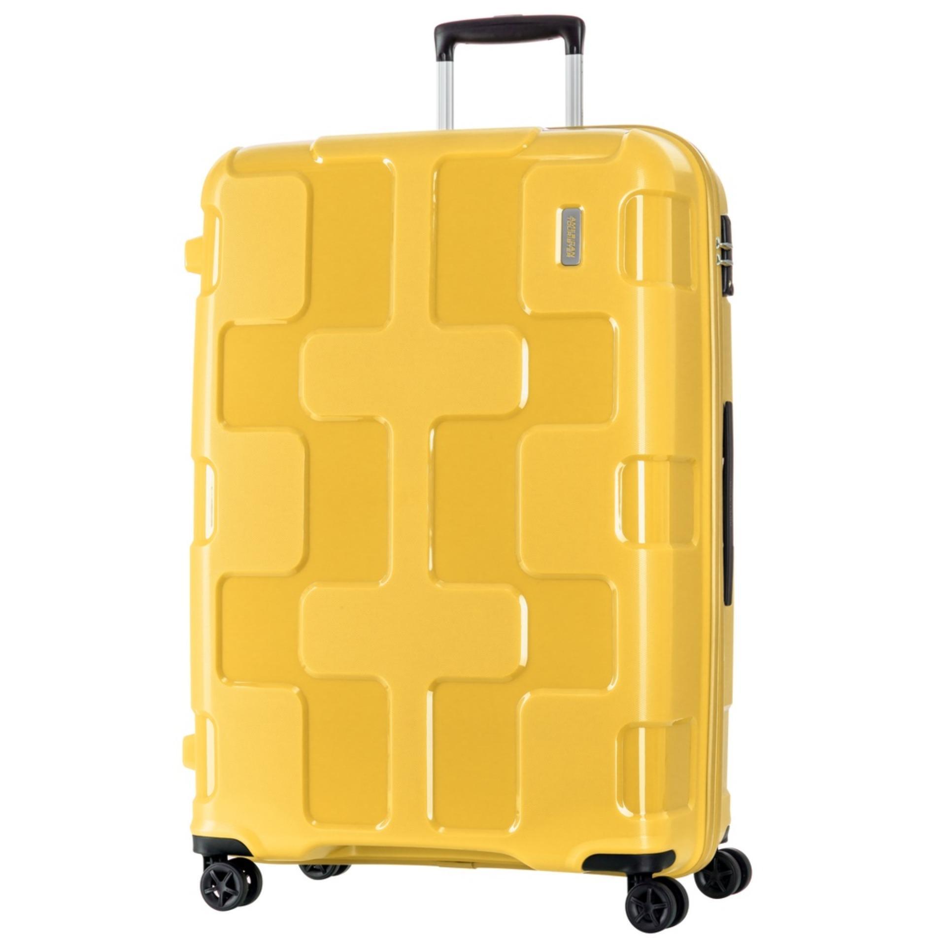 American Tourister Rumpler Spinner 82/31 TSA (Golden Yellow)