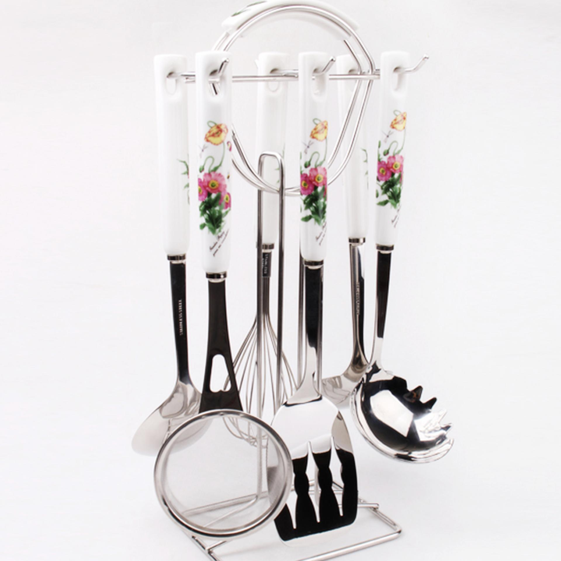 Price Frontiera Flower Garen 7 Piece Kitchen Tool Set Frontiera Singapore