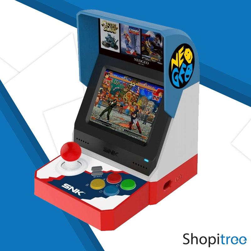 Neogeo Mini Console Japan Ver. [in Stock Now] By Shopitree (capitaland Merchant).