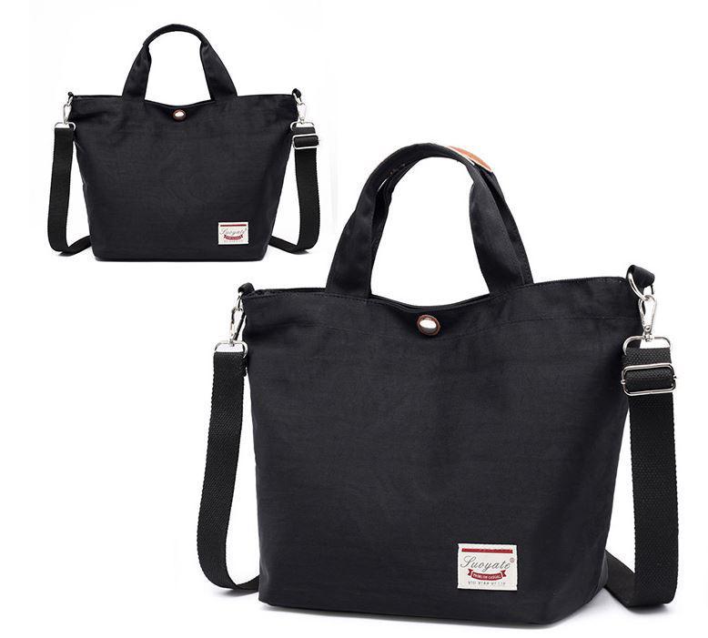 667193aeaa15 Tote bag shoulder bag handbag weekend canvas bag mummy bag waterproof
