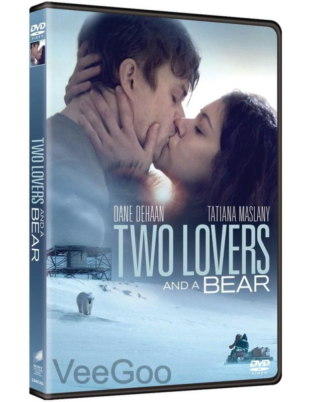 TWO LOVERS AND A BEAR DVD (M18/C3)