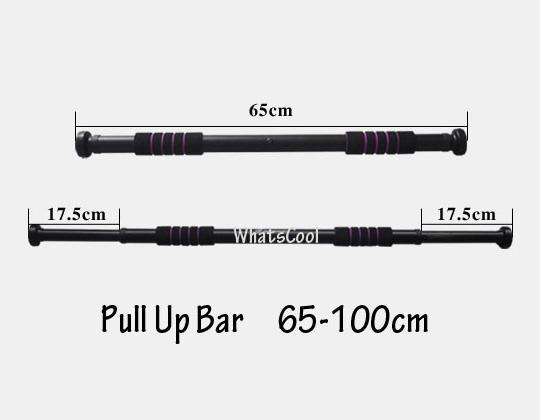 Pull Up Door Way Gym Chin Up Bar Doorway Fitness Pull-Up/chin-Up **no Drilling Required** By My Cool Shop.