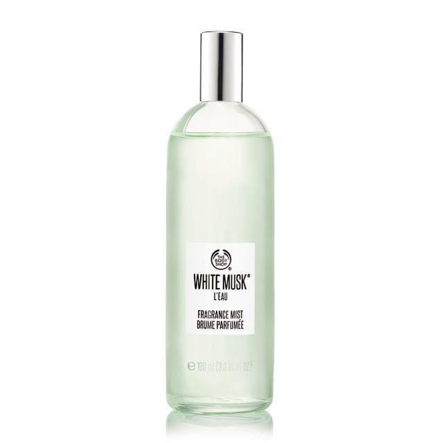 The Body Shop White Musk® Leau Fragrance Mist (100ml) By The Body Shop.