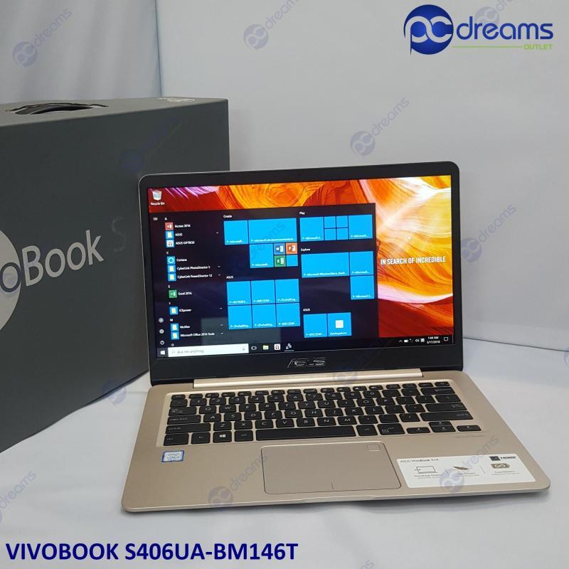 WEEKEND PROMOTION! ASUS VIVOBOOK S406UA-BM146T i5-8250U/8GB/256GB SSD [Premium Refreshed]