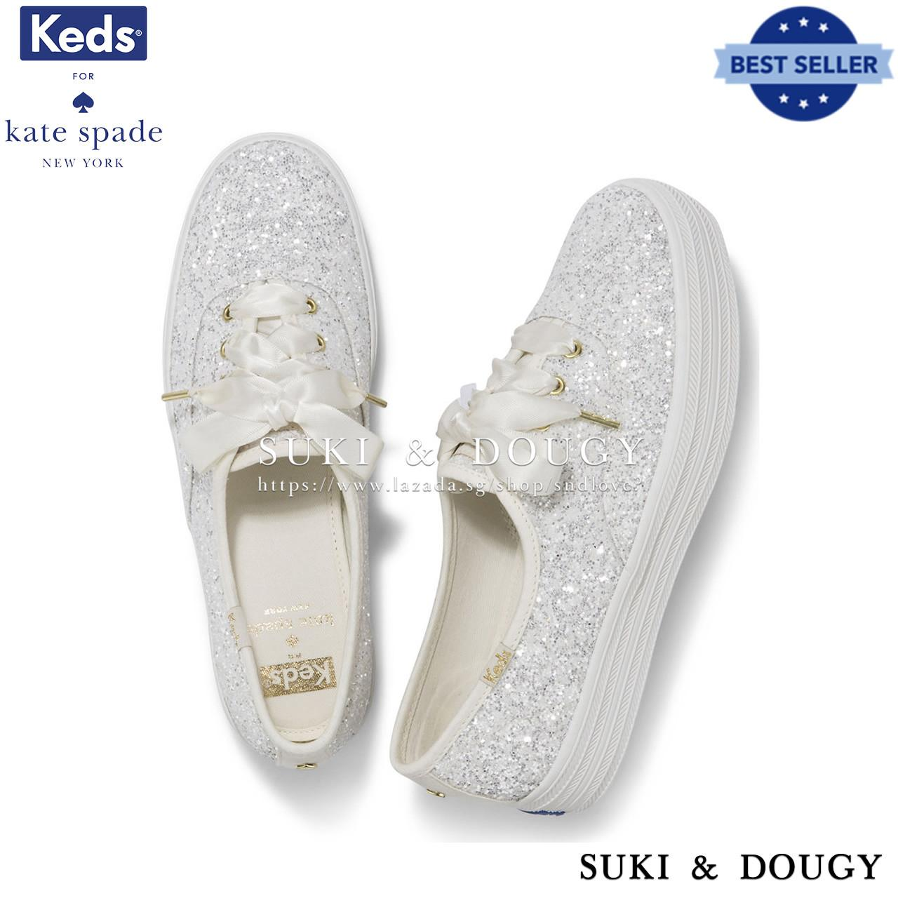 0d5c594d1b13  KEDS X Kate Spade New York  (INSTOCKS READY) 100% AUTHENTIC TRIPLE